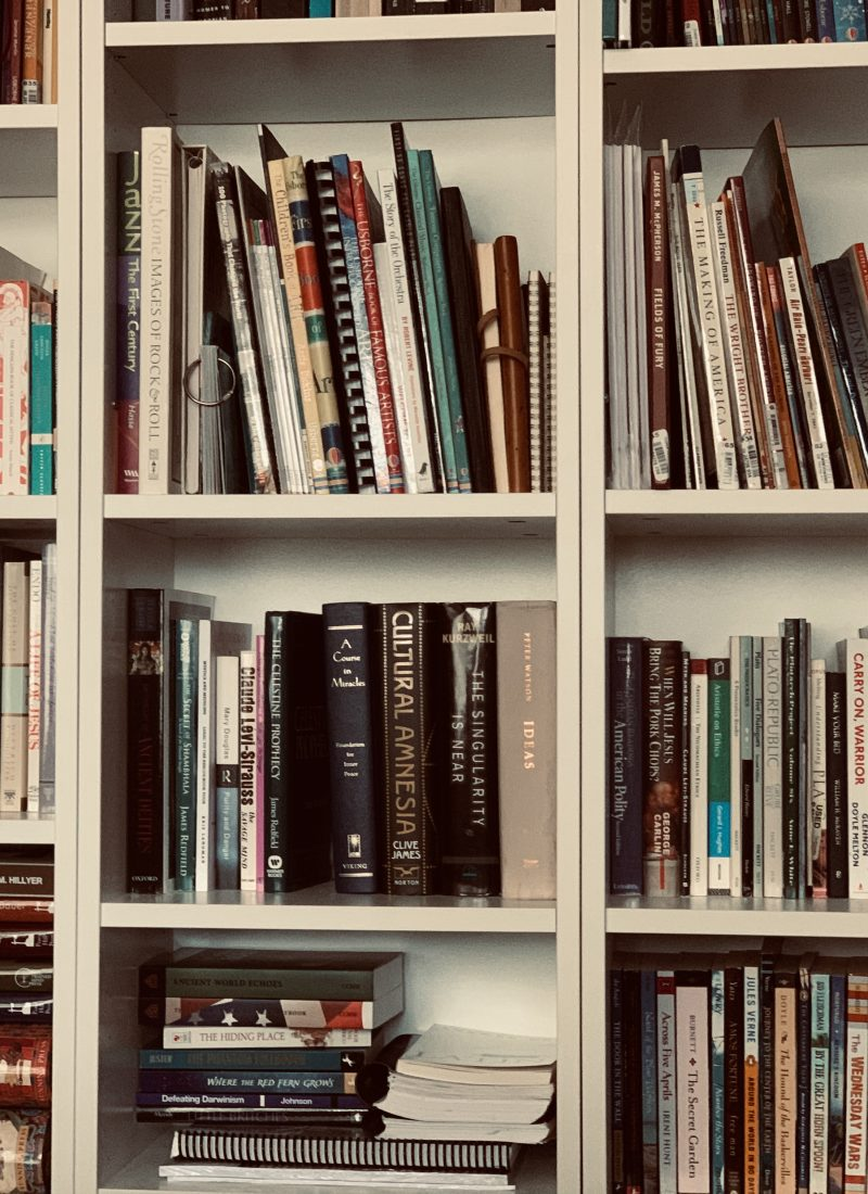 What's in our Library…